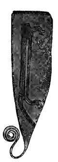 Schiff auf dänischem Bronzemesser RdgA Bd4, Tafel 10, Abb 06.jpg