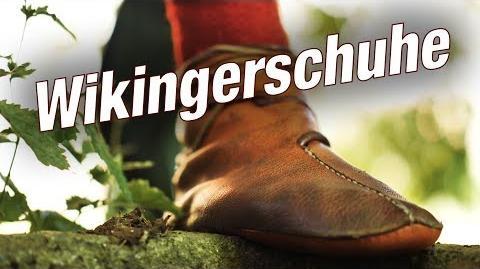 Welche Schuhe trugen Wikinger?