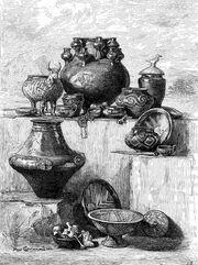 Keramik Hallstatt Much
