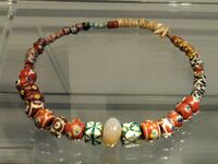 String of beads Vöyri, National Museum Finland, DSC04180