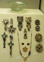 Anglo Saxon fibulae