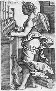 Musik, H.S. Beham um 1535