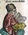 Beda Venerabilis Nuremberg Chronicle (CLVIIIv).jpg