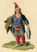 Laplander by Edward Harding, 1803
