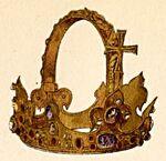 Reichsinsignien, Königskrone MgKvL Wm04732a