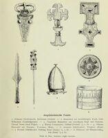 Angelsächsiche Funde RdGA Bd.1, Taf.003