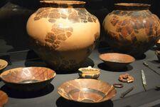 Hallstattkultur Keramik, Inventar Grab Nr.1994-3