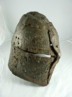 Topfhelm Madeln, 13. Jh, MIBU 000000170