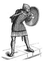 Französischer Krieger um 1120, MgKL Rüstungen & Waffen 01 Wm17334a, Abb.03