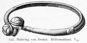 Halsring, LT, Södermanland, kulturgeschichte00mont Abb.247
