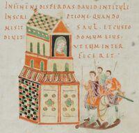 Psalterium aureum St. Gallen 0022 136