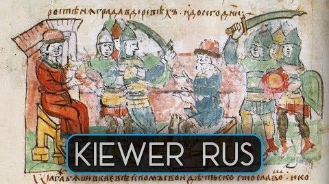 Kiewer Rus - Entstehung eines Reiches