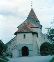 St. Georgs Kirche Reichenau