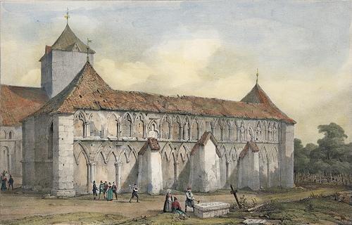Kirchen Im Mittelalter
