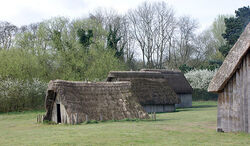 Saxon Village West Stow House 5