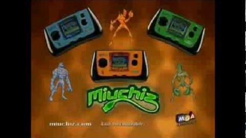 Miuchiz Monsterz Official Commercial TV Spot