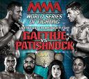 WSOF 8: Gaethje vs. Patishnock