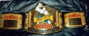 Ultimate Ultimate 1995 belt