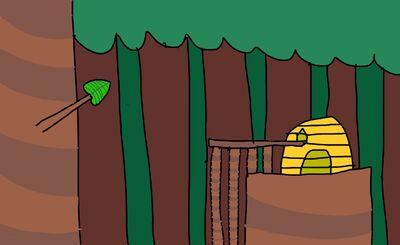 Stripe Forest