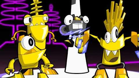 LEGO® Mixels -- Episode 4 Electrock
