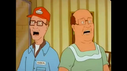 Hank Gribble and Peggy Dauterive