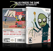 Salad fingers the game by ewensimpson-d1atz14