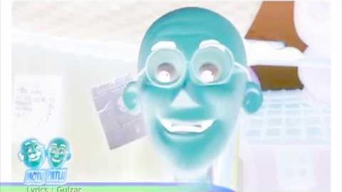 Motu Patlu theme song opening but it's BASS BOOSTED