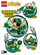 Trashoz Max instructions