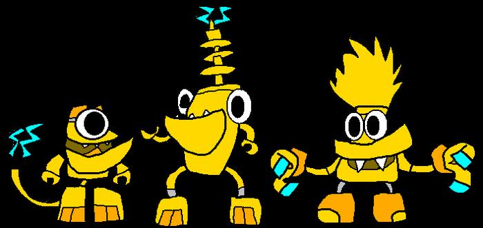 Derekis Electroids