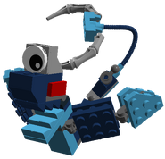 Lego Cobrark