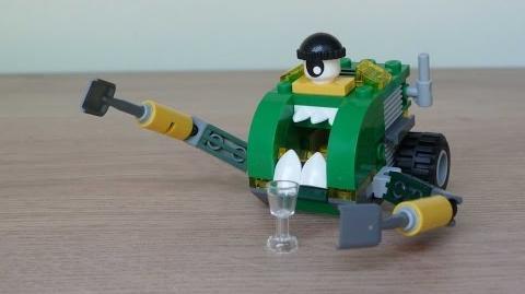 LEGO MIXELS SERIES 9 COMPAX LEGO 41574 TRASHOZ