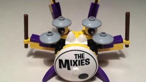 Lego 41561 Tapsy Mixies, Mixels Series 7