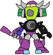 Cyber Blaster