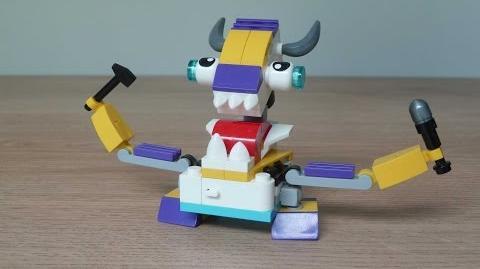 LEGO MIXELS SURGEO JAMZY MIX or MURP? Instructions Lego 41569 Lego 41560