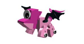 Lego Sharkitty by MixelTime