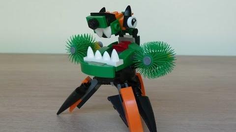 LEGO MIXELS SWEEPZ SPINZA MIX Instructions Lego 41573 Lego 41576 Mixels Series 9