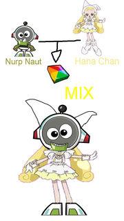 Nurp Naut and Hana Chan MIX