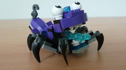 LEGO MIXELS WIZWUZ LEGO 41526 Wistastics Tribe MIXELS Serie 3