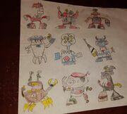 S8 drawings yee