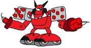 Cyber Dynamasters MAX