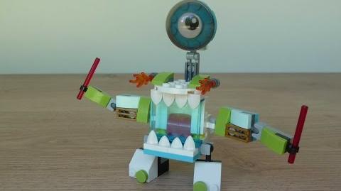 LEGO MIXELS SKRUBZ ROKIT MIX or MURP? Instructions Lego 41570 Lego 41527