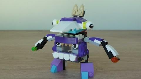 LEGO MIXELS TUTH VAKA WAKA MIX or MURP? MOC Instructions Lego 41571 Lego 41553