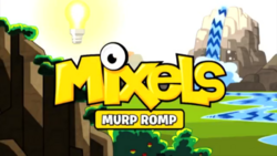 Murp Romp official title card