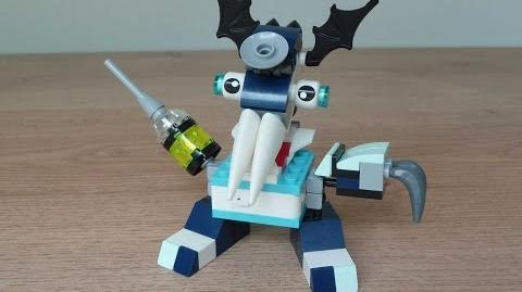 LEGO MIXELS SURGEO VAMPOS MIX or MURP? Instructions Lego 41569 Lego 41534