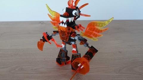 LEGO MIXELS Totobricks Counterattack