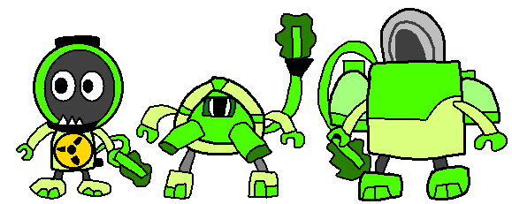 Dadaw's Venomous Corp in my style