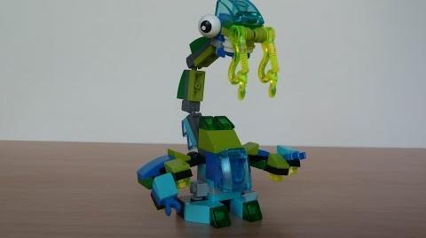 LEGO MIXELS TOTOBRICKS CREATIONS 1