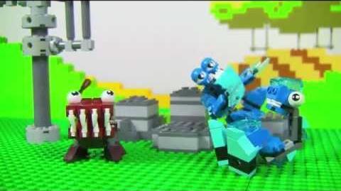 LEGO® Mixels - Mixels Jawg & Lunk Murp