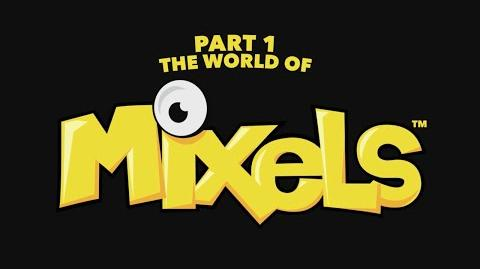 LEGO Mixels - Chapter 1 - Welcome to the World of MIXELS!