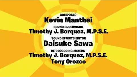 Mixels End Credits